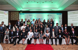 3rd asean corporate sustainability summit close