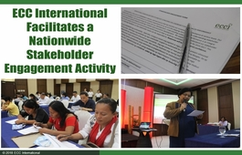 ecci facilitates stakeholder activity